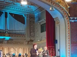 Lector de la USV, premiat la Gala Națională a Excelenței în Asistență Socială