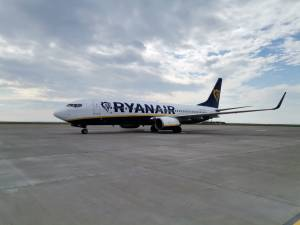 Compania Ryanair a inaugurat primul zbor spre insula Rhodos, în Grecia