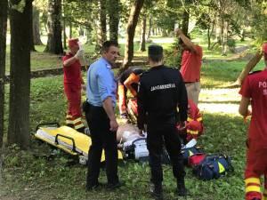 Intervenţia jandarmilor s-a soldat cu decesul lui Ioan Csapai a avut loc pe 19 iulie