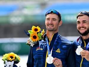 O noua medalie pentru canotorii suceveni la Olimpiadă
