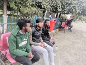 Patru tineri din Eritrea, ridicați de polițiști în Gara Putna