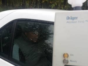 Șofer reținut în arest, 24 de ore, pentru o alcoolemie de peste 3 la mie