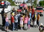 Elevii de clasă pregătitoare, oaspeţii ISU Suceava