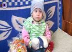 O fetiţă în vârstă de aproape 3 ani, cu tetrapareză spastică, are nevoie urgent de o operaţie la ochi