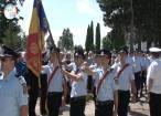 Eroii neamului au fost comemoraţi la monumentul de la Cimitirul Pacea