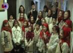 Redacţia ziarului Monitorul de Suceava a fost plină ieri de colindători