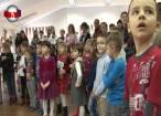 """Sute de preşcolari, premiaţi pentru creaţiile realizate în cadrul Concursului """"Penelul Fermecat"""", faza zonală Suceava"""