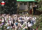 Trei ierarhi, câteva zeci de preoţi şi aproape 15.000 de pelerini, la procesiunea de Sânziene pe străzile Sucevei