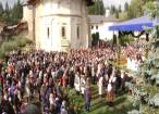 Patriarhul Antiohiei, prezent ieri la Mănăstirea Putna, la 550 de ani de la punerea pietrei de temelie a mănăstirii