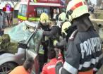 Accident cu trei răniţi la Horodnic de Sus