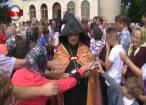 Credincioşi din toată ţara şi din străinătate s-au rugat la Mănăstirea armenească Hagigadar