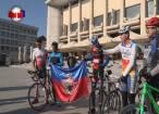 1.000 de kilometri în 48 de ore cu bicicleta, în sprijinul copiilor născuţi prematur