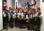 """Monitorul de Suceava a fost colindat de """"Albinuţele"""" de la Grădiniţa """"Sf. Ioan cel Nou"""""""