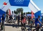 """Sucevenii s-au alăturat """"Caravanei pentru normalitate"""", pedalând pentru copiii cu autism"""