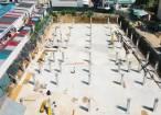 Modernizarea Pieței George Enescu, cu parcare subterană, va fi continuată de refacerea întregii zone